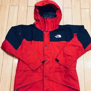 North Face euro gore tex all weather jacket men M